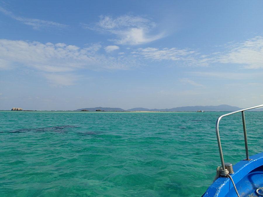 浜島に近づく