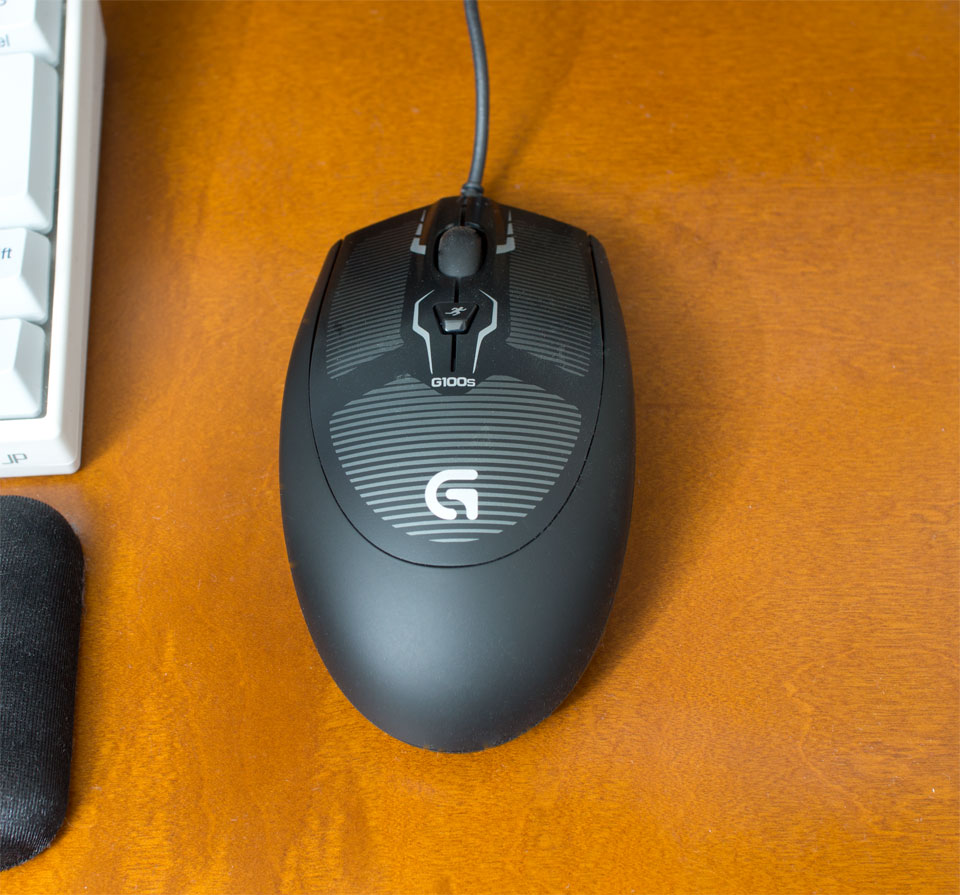ロジクール G100S