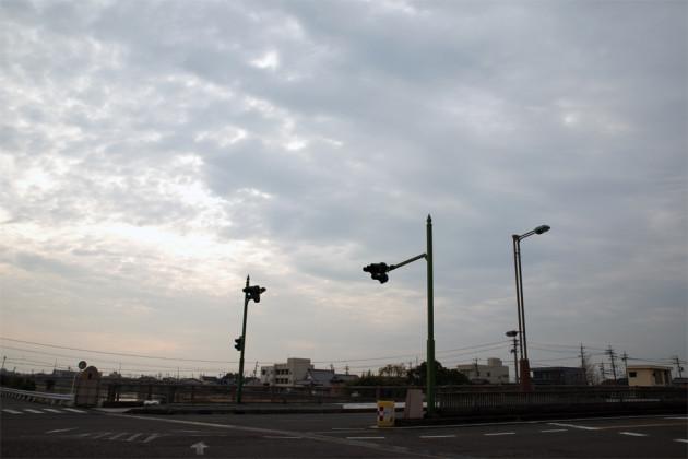 三重県津市にて