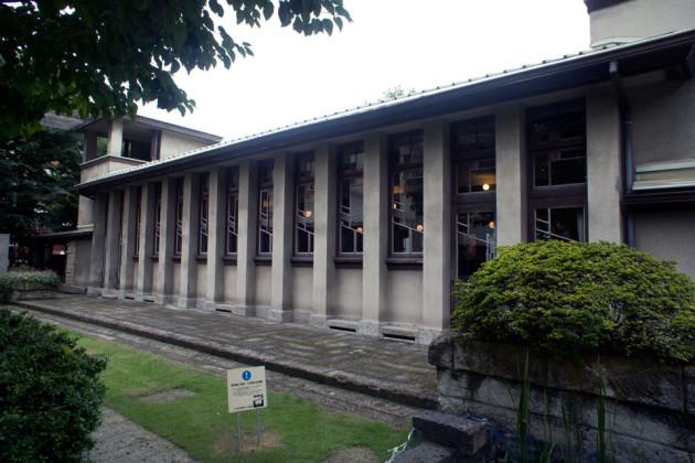 自由学園講堂