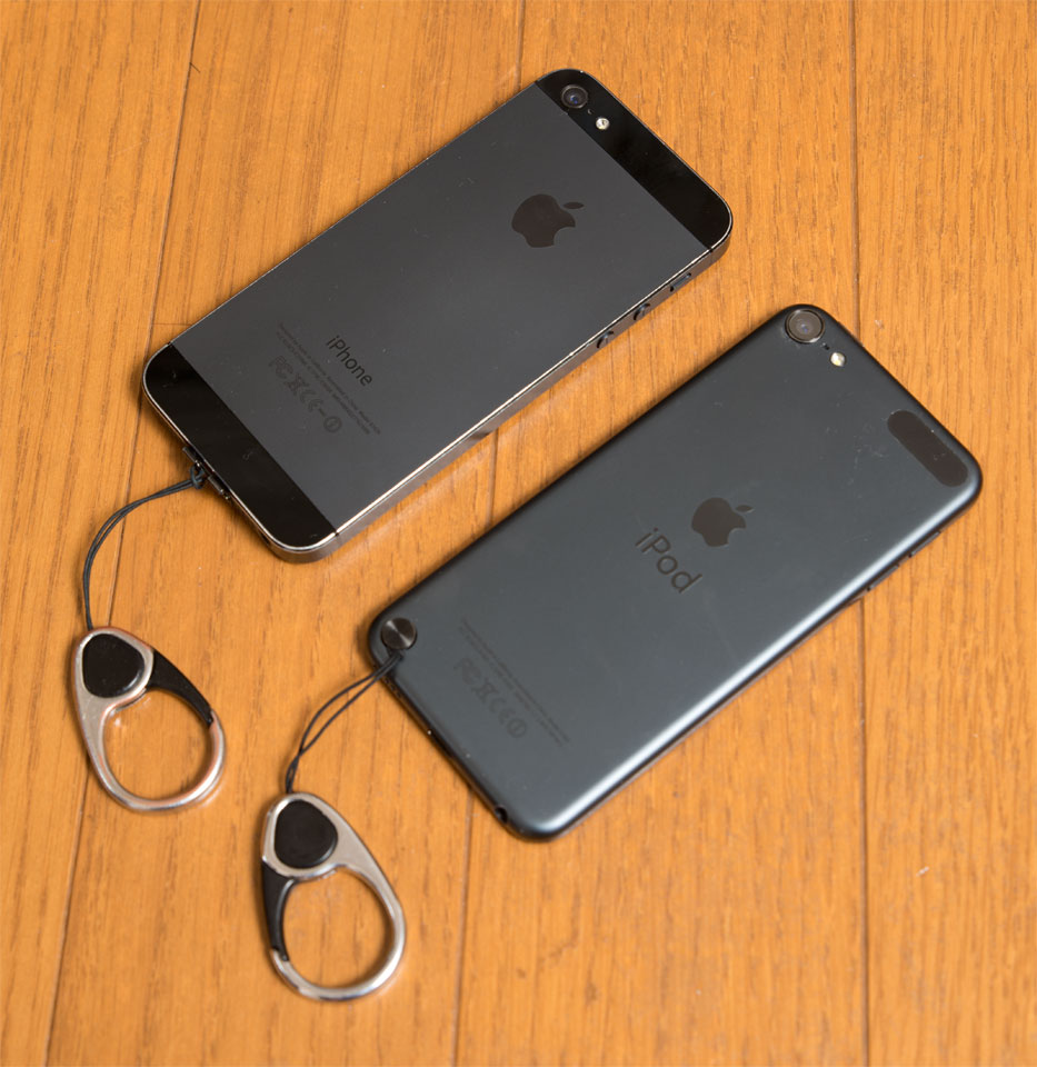 iPhone or iPod touch