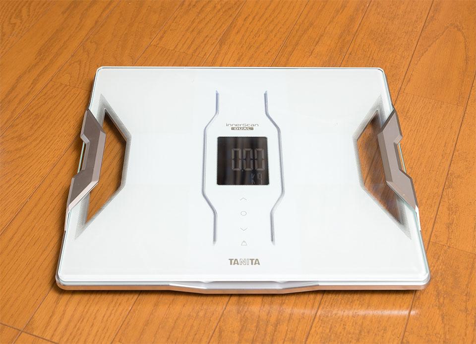 体組成計 インナースキャンデュアル RD-901