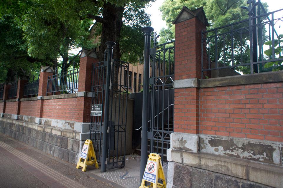 東京大学西片門