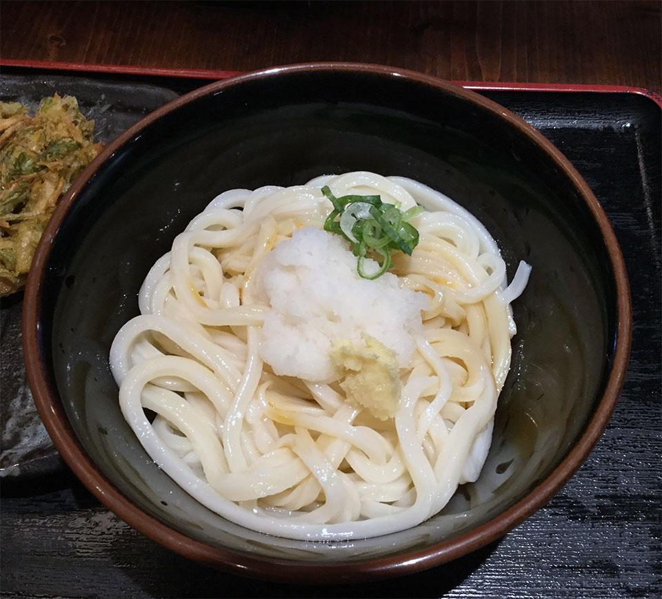 吉祥寺麺通団のしょうゆ