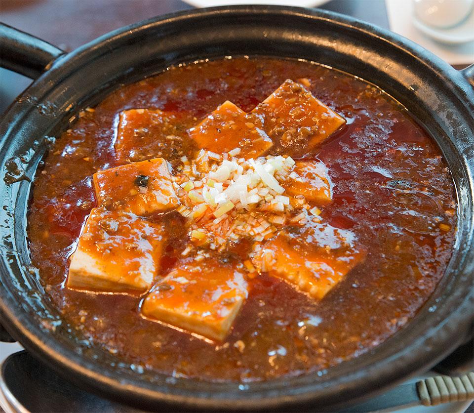 吉珍樓特製 四川麻婆豆腐