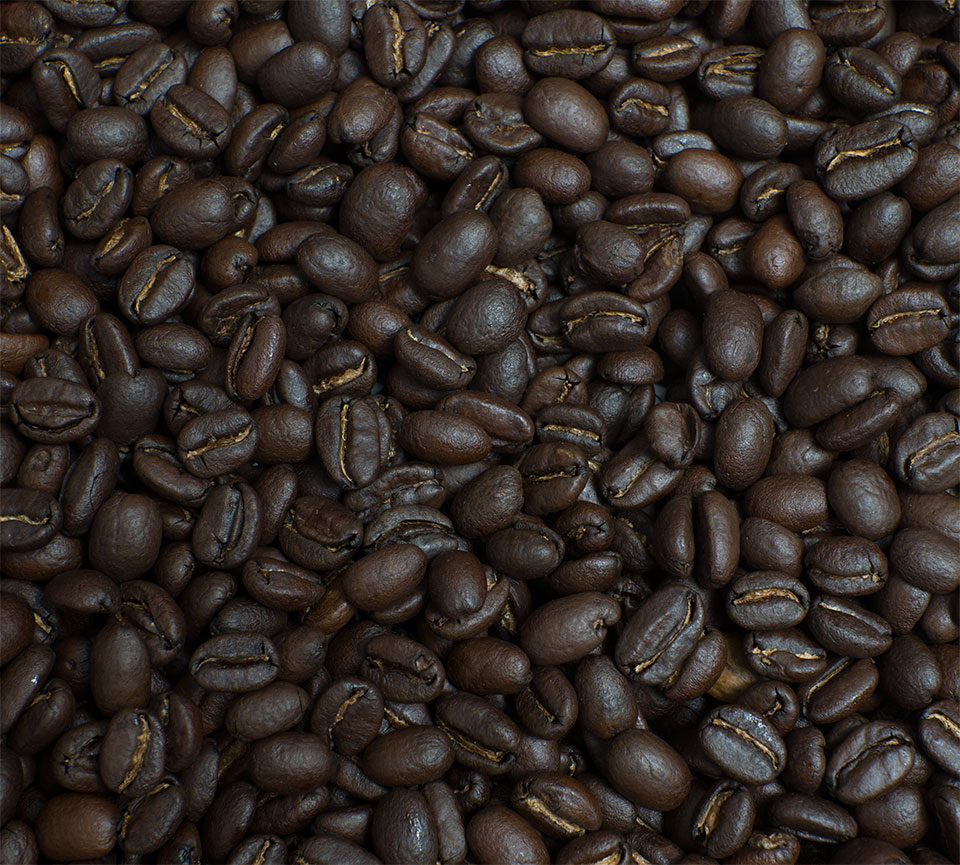 水洗式の豆