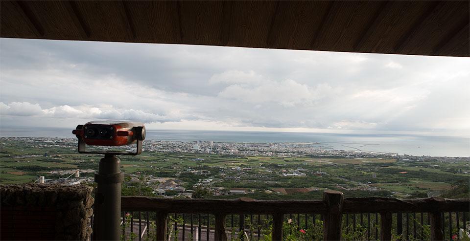 石垣島にて