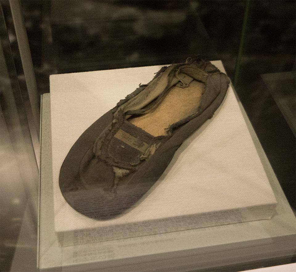 女学生の靴