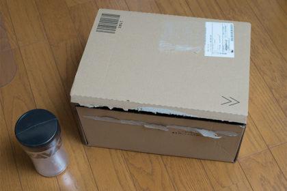 amazonの包装