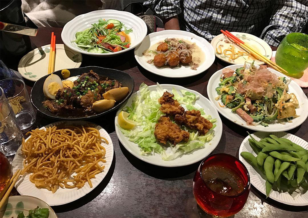 和海の沖縄料理