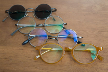 ジョン・レノンの丸眼鏡