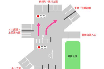 鶴舞公園前交差点