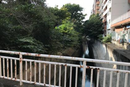 「渋谷川」