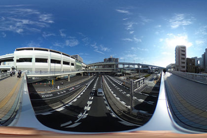 京急蒲田駅にて