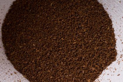 挽いた粉の粒度