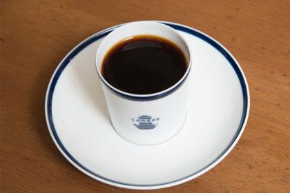 カフェ・ド・ランブルのドゥミタッス