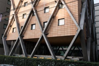 SANKYO本社社屋