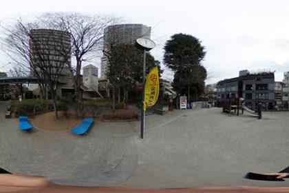 代官山にて