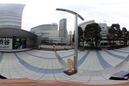 渋谷インフォスタワーにて