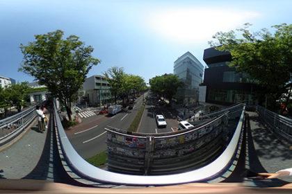 原宿・表参道にて