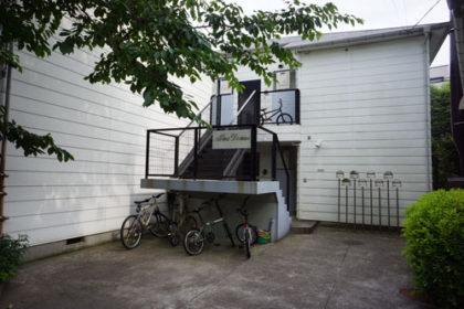 羽村先生のアパート