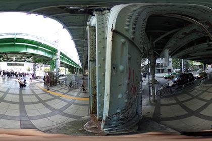 水道橋駅にて