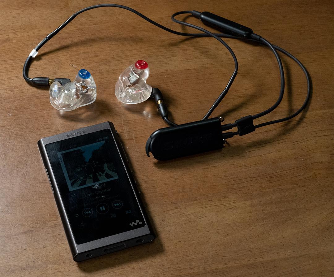 Walkman NW-A55