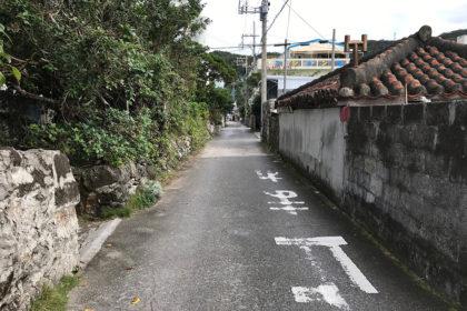 沖縄県座間味村にて