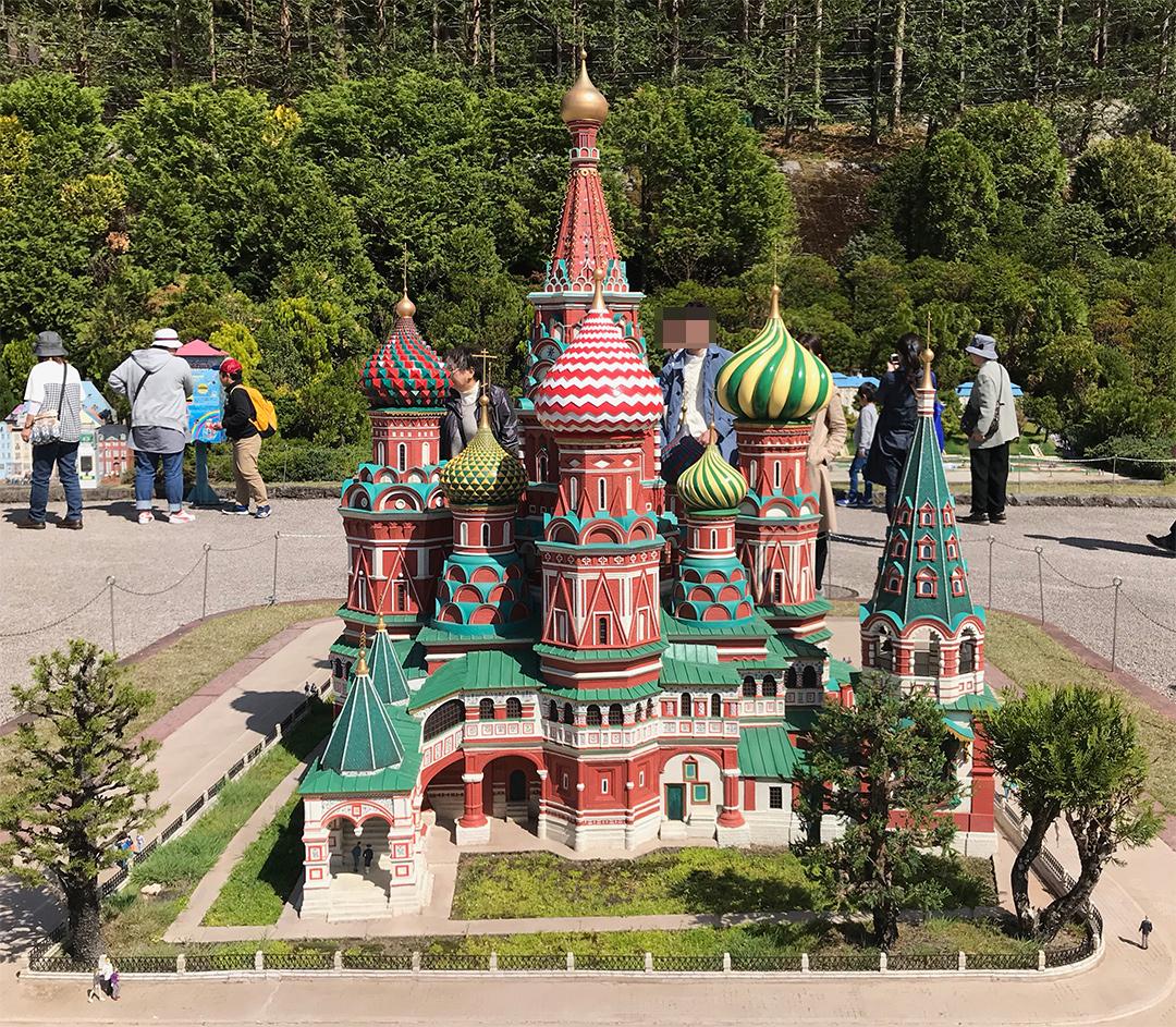 聖ヴァシリー寺院