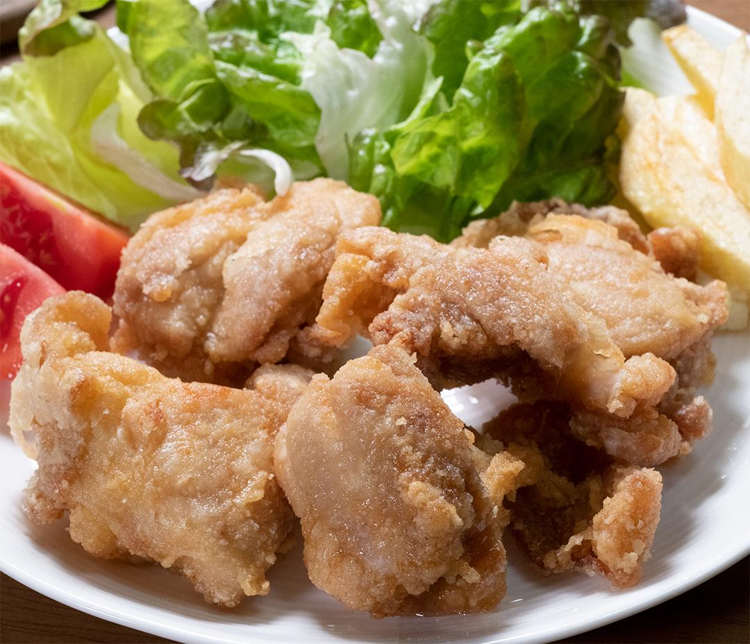 鶏肉が好き