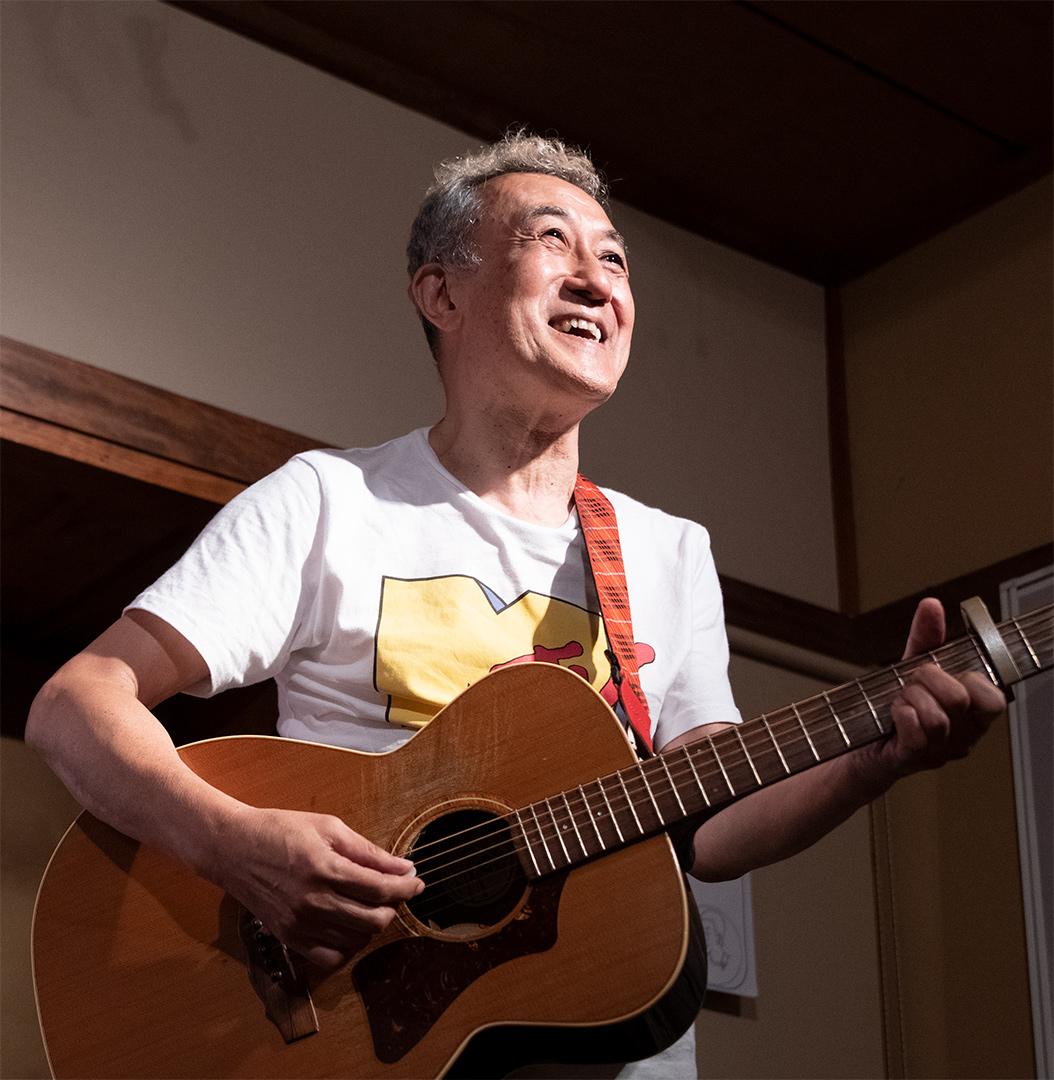 中川五郎さん