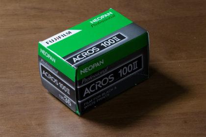ネオパン100 ACROSⅡ