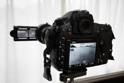 D850でフィルムをデジタライズ