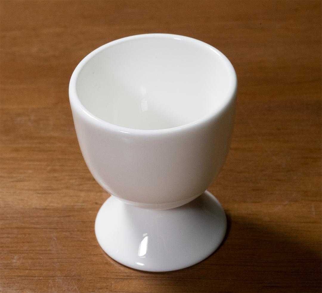 NARUMI エッグカップ ロイヤルコート ホワイト