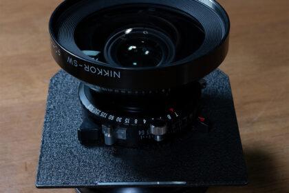 ニッコールSW 90mmF4.5S(シャッターNo.0付)