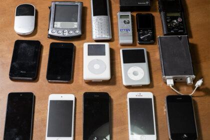 モバイル機器達
