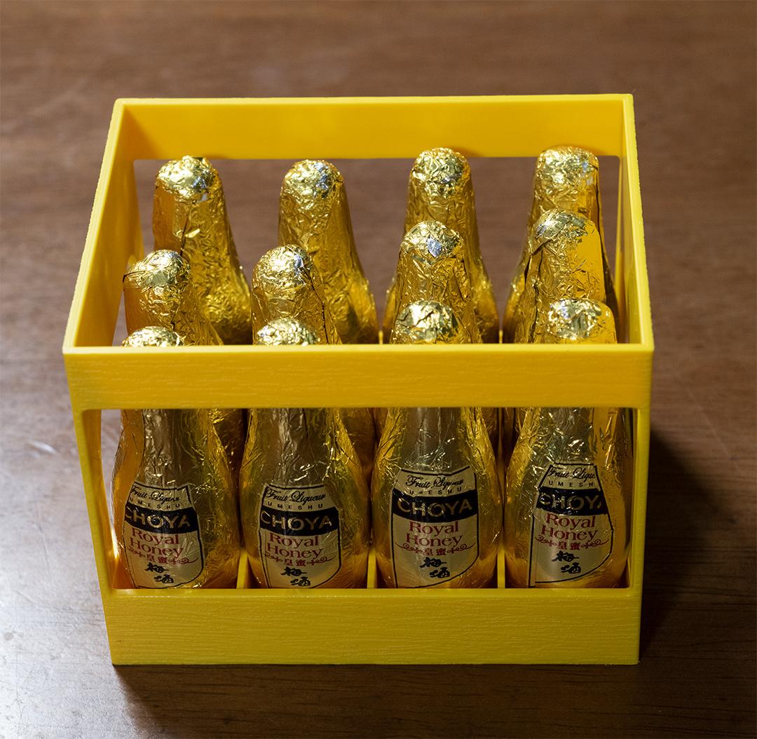 CHOYA ロイヤル ハニー チョコレート