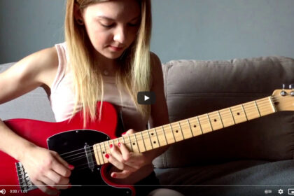 Stairway to Heaven guitar solo