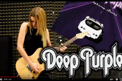 Deep Purple - Highway Star guitar solo